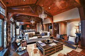 Impressive Rustic Interior Design Rustic Interior Design Ideas Living Room  Hoblobs