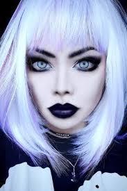 nu goth pastel goth makeup wylona hayashi