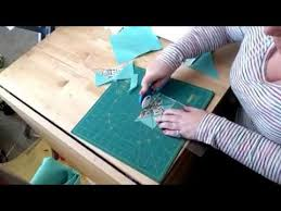 Quilt in a Day Flying Geese Ruler - YouTube & Quilt in a Day Flying Geese Ruler Adamdwight.com