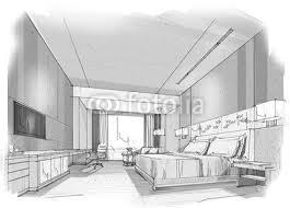 interior design bedroom sketches. Sticker Sketch Design Bedroom,interior Design,hotel Interior Bedroom Sketches .