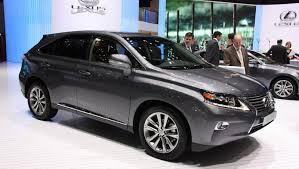 Lexus Australia To Recall RX 200t, RX 350 and RX450h | Auto Moto ...