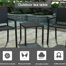 dining sets indoor outdoor small metal