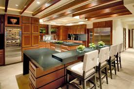 Modern Custom Tropical Kitchen Furniture