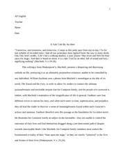 essay on great expectations ap english literature and composition essay great