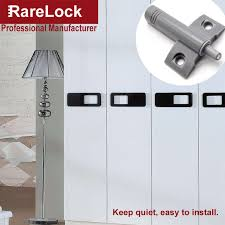 Kitchen Cabinets Doors And Drawers Impressive Aliexpress Buy Rarelock Damping Buffer Light Gray For