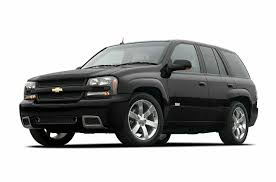 2007 Chevrolet TrailBlazer SS w/3SS All-wheel Drive Specs and Prices