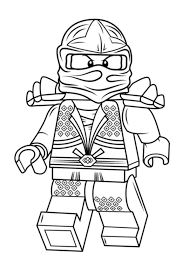 Kids love coloring pages featuring their favorite television or film characters as these activity sheets allow them to indulge their fantasy while learning about the proper methods of coloring this website offers some of the best and most unique coloring sheets featuring different ninjago characters. Coloring Pages Printable Ninjago Coloring Pages For Kdis
