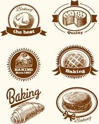 Vintage Food Labels Vintage Food Labels Creative Free Vector In Encapsulated Postscript