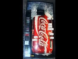 Coca Cola Vending Machine Commercial Stunning 48 Coke Subliminal Messages On Coca Cola Machine YouTube