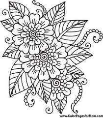 Hawaiian Flower Printable Free Coloring Pages On Art Coloring Pages