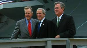 28 Years Of Bushes Announcing Presidential Campaigns Cnn Video