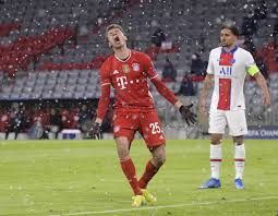 But, around the league, the likes of. Report Bayern Munich S Projected Starting 11 For The Champions League Return Fixture Against Psg Psg Talk