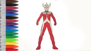 ultraman taro the father of ultramans coloring pages sailany coloring kids