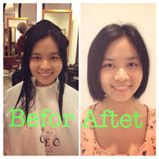 haircut by ai from cleo hair make singapore for reviews of this anese salon
