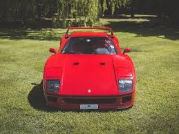 1989 <b>Ferrari F40</b> | Classic Driver Market