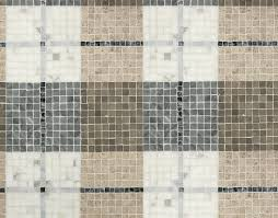 mosaic masterworks tartan pattern by complete tile collection natural stone mosaics