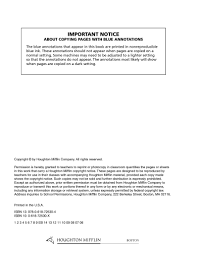 Houghton Mifflin Ca Science Study Guide 5th Grade Pdf Flipbook