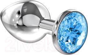Lola Toys <b>Diamond</b> Light Blue Sparkle Large / 73261 <b>Пробка</b> ...