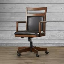 rustic office chair. Auke Desk Chair Rustic Office