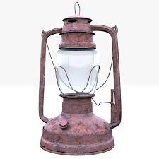 Old Oil Light Old Oil Lamp