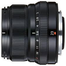 Объектив Fujifilm XF 23mm F2.0 Black (16523169 ... - ROZETKA
