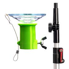 Stauber Best Light Bulb Changer With Extension Pole 12 Feet