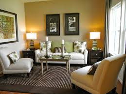 Image of: Small Formal Living Room Ideas