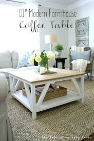 round coffee table with storage best ideas on farmhouse how to build a modern ottoman set