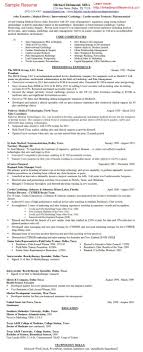 10 Entry Level Sales Resumes My Blog Best Medical Device Resume