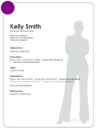 Resume Templates For Openoffice Cool Resume Template For Openoffice This Is Resume Templates For