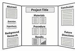 Template For Science Fair Project Science Fair Project Format Bing Images Kids Pinterest