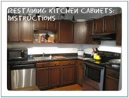 dark stained kitchen cabinets. Unique Dark Staining Oak Kitchen Cabinets Dark Torahenfamilia Throughout  Darker Prepare Intended Stained A