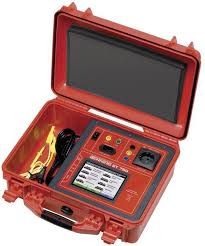 Tester für elektrogeräte
