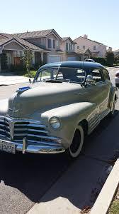 1948 Chevrolet Fleetline for Sale | Barnyard Cars