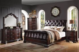 Find even more comfort and functionality behind the beauty:  http://www.furniturecart.com/sheffield-sleigh-bedroom-set-b1150-q-br-crown-mark-furniture.html  ...