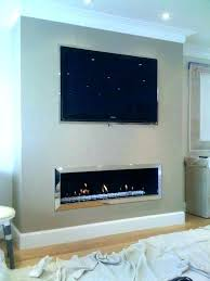 modern tile fireplace surround ideas tiled contemporary