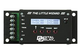 digital delay delay boxes little wizard the little wizard