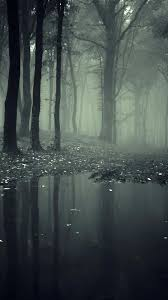 Dark Forest Android Wallpaper Horror ...