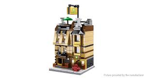 $23.22 (Free Shipping) <b>Sembo</b> Mini Streetscape Building Block ...