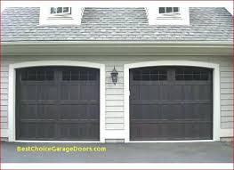 garage door kick plates garage doors lite arched top in walnut model