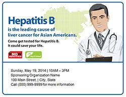 Campaign Materials Know Hepatitis B Cdc