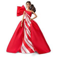 Кукла <b>Barbie Праздничная кукла брюнетка</b> Mattel - FXF03 ...