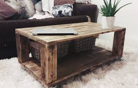 Courtesy of diy vintage chic 12 / 14 36 Best Coffee Table Ideas And Designs For 2021
