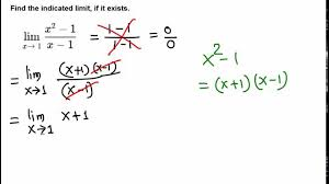 Calculus Limit Evaluation Easy