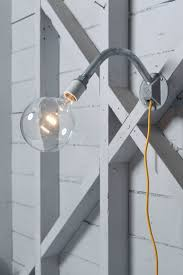 plug in industrial lighting. industrial lighting wall mount sconce bare bulb pipe lamp w plug in o