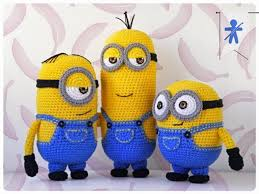 Pattern Ideas Magnificent Minion Free Crochet Pattern Collection All The Best Ideas