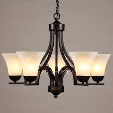 black 5 light wrought iron chandeliers with e27 lamp holder regard to ideas 8