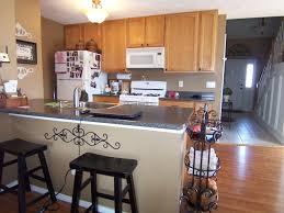oak color paintWinsome Home Interior Ideas Introduces Spectacular Kitchen Paint