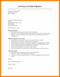 6 Cover Letter Sample Address Hostess Resume