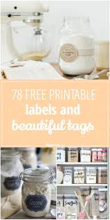 printable labels for mason jars 78 free printable labels and beautiful tags tip junkie
